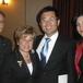マギル大学医学部のResearch Awardをいただいた時に教授Dr.Fried御夫妻と撮ったものです